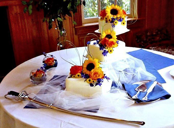 Tmx 1444172107202 Cake With Fresh Flowers  Manitou Springs, CO wedding venue
