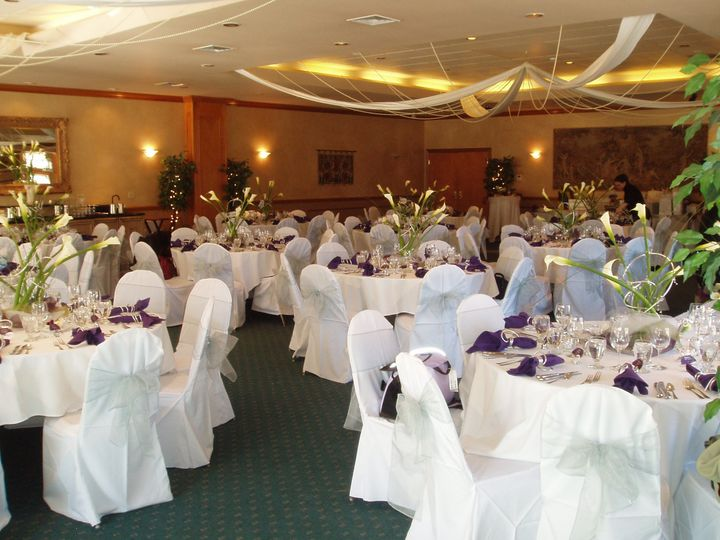 Tmx 1444248451061 Chair Covers Silver  White 004 Manitou Springs, CO wedding venue