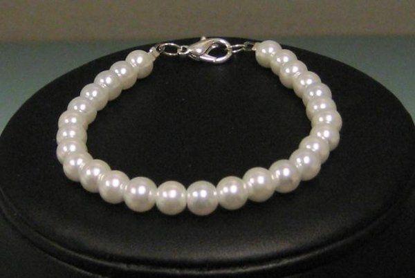 Tmx 1230723404203 Classicpearlbracelet Hillsboro wedding jewelry