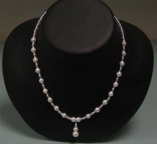 Tmx 1230723415766 Doubledropczech%26pearl Hillsboro wedding jewelry