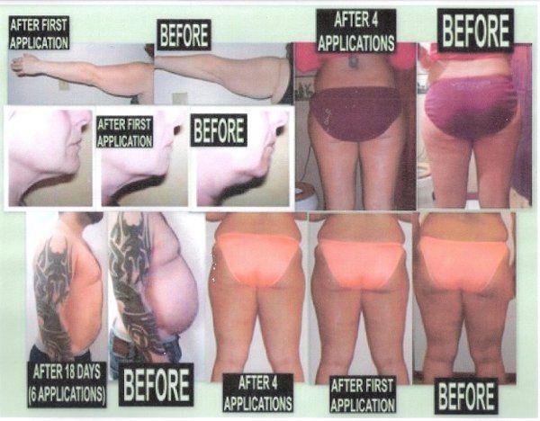 IT Works Body Wraps/Luvrubodee - Beauty & Health - Saint