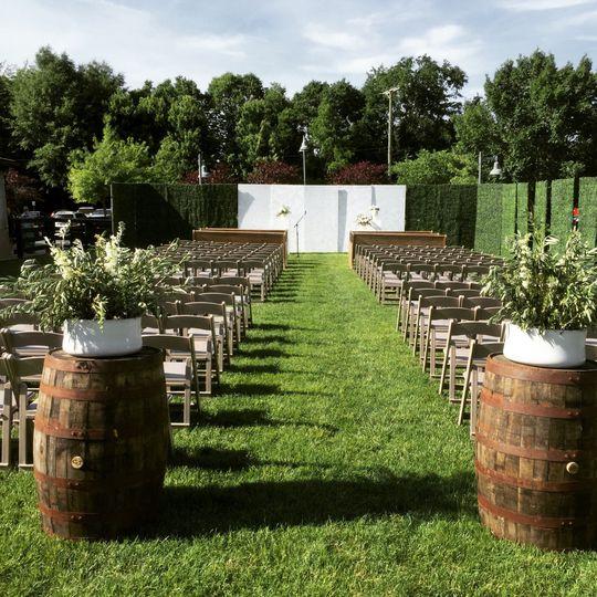 Ceremony- Loveless Barn