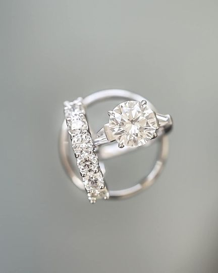 We love capturing your rings!