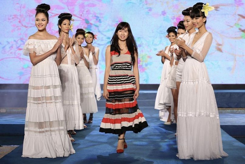 Halena @ Fashion Week.