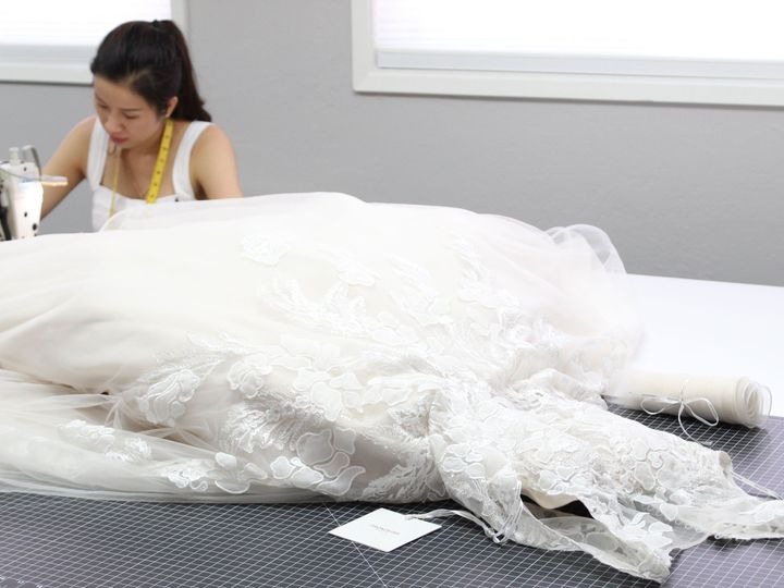 Tmx 1532288141 C8bbed4db80a8841 1532288138 A08ea94b613c57af 1532288131493 7 Pronovias Gown San Jose, California wedding dress