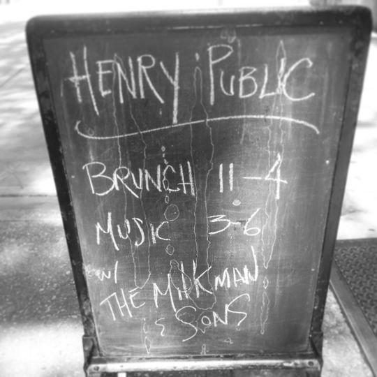 henry public brunch