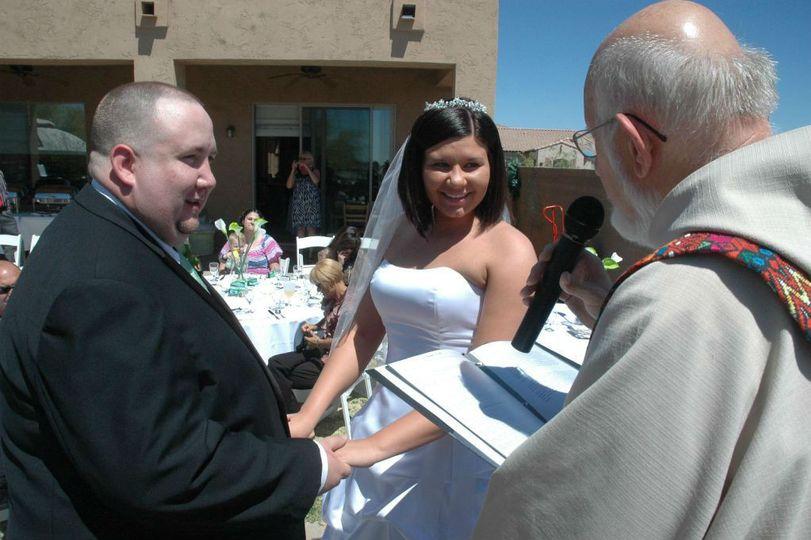 Father Jim Hushek