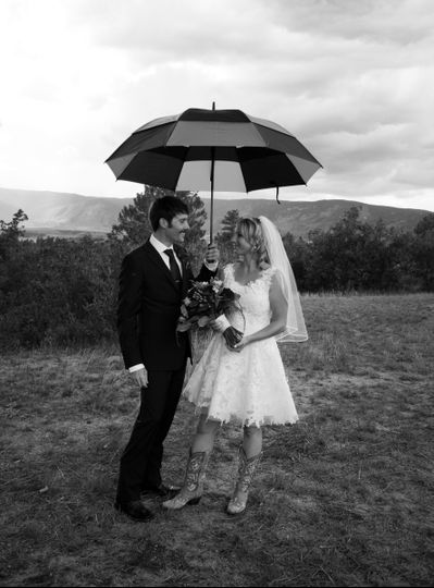 Under the umbrella - Erica Porter Photography
