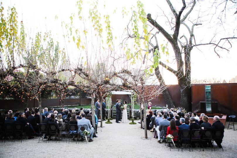 Ceremony at Barndiva