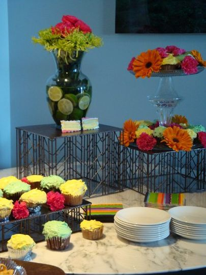 Fiesta Bridal Shower Luncheon - Lorien Hotel and Spa, Old Town Alexandria