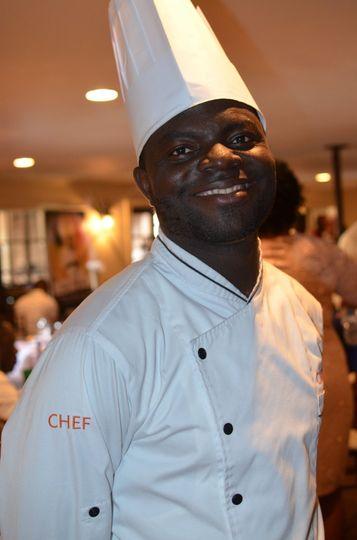 Chef Taye