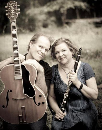 Bright Moments - Jazz Duo- Husband and wife, Dave and Kim Chamberliain. Soft, Jazz for cocktail hour...