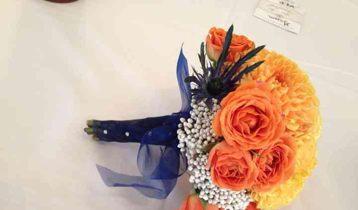 I DO Flowers by Nanette