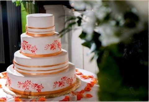 Venieros Wedding Cake