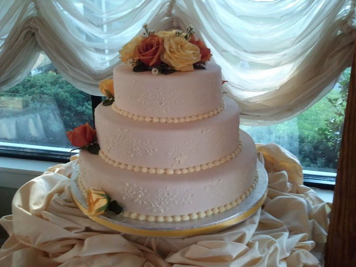 katrina wedding cake