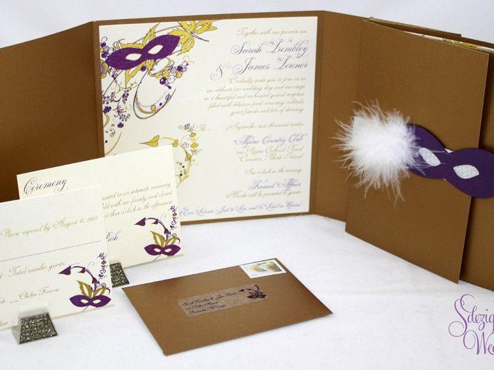 Tmx 1354862748882 IMG1745copy Toms River, NJ wedding invitation