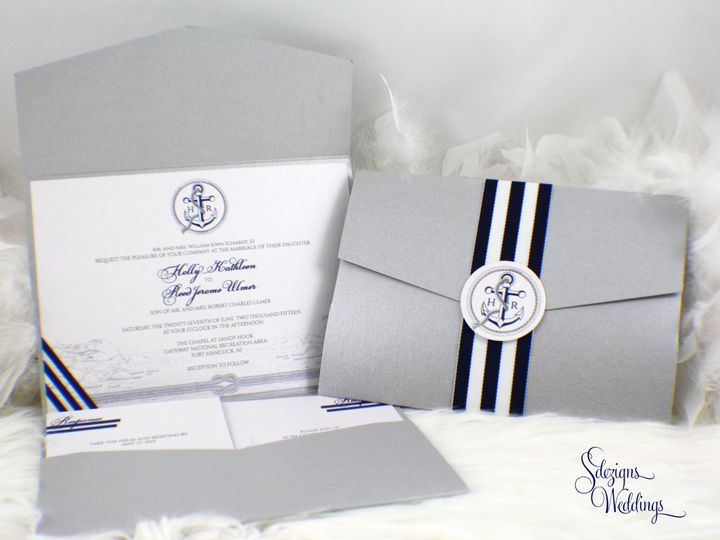 Tmx 1436818865718 Img1979 Copy Toms River, NJ wedding invitation