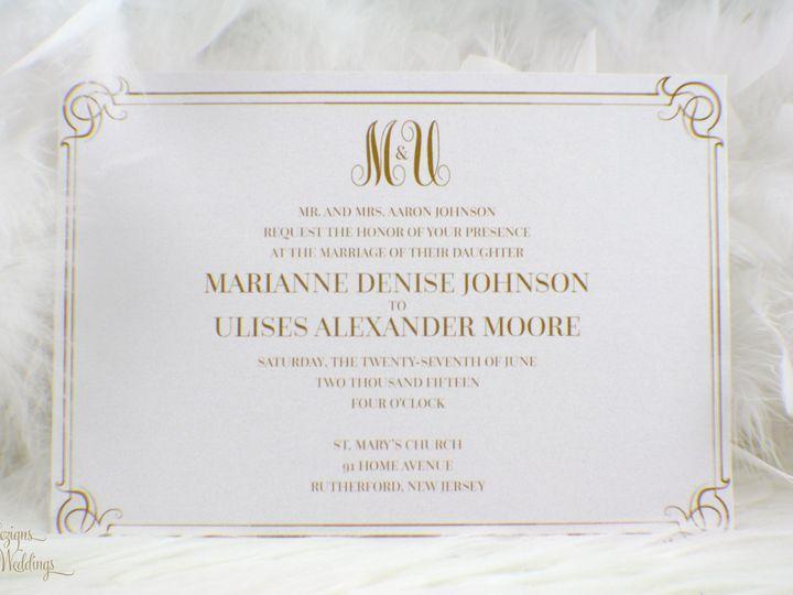 Tmx 1441767108183 Img1411 Copy Toms River, NJ wedding invitation