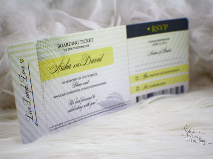 Tmx 1441767441684 Img3893 Copy Toms River, NJ wedding invitation