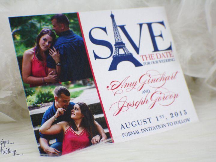 Tmx 1441767635449 Img1973 Copy Toms River, NJ wedding invitation