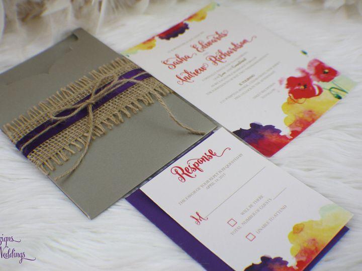 Tmx 1441767938237 Img3636 Copy Toms River, NJ wedding invitation
