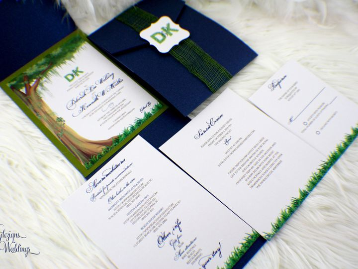 Tmx 1441768390587 Img3567 Copy Toms River, NJ wedding invitation
