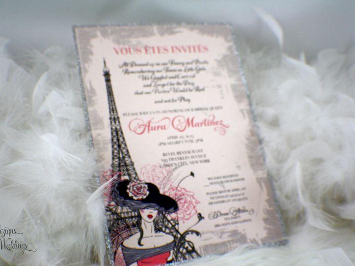 Tmx 1441768559689 Img2742 Copy Toms River, NJ wedding invitation