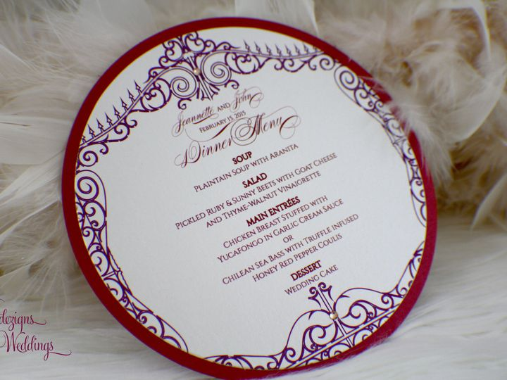 Tmx 1441769057338 Img1390 Copy Toms River, NJ wedding invitation