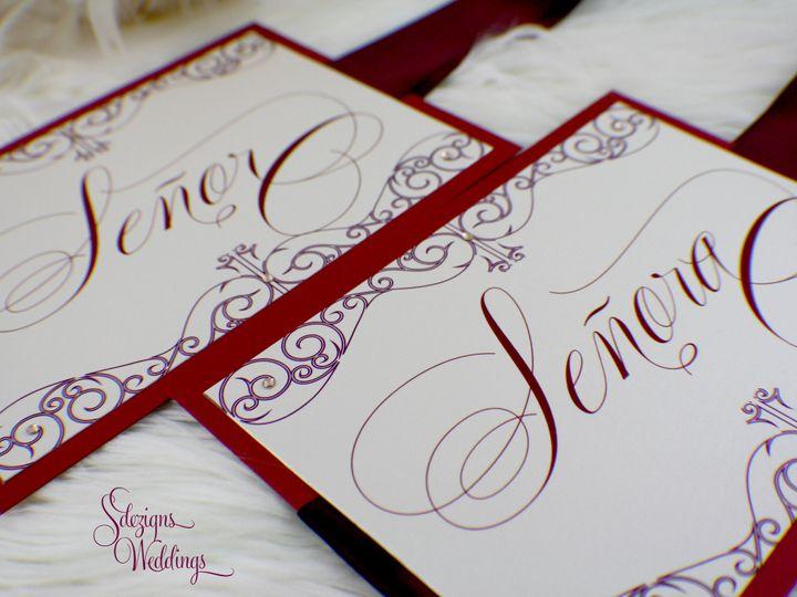 Tmx 1441769081650 Img1397 Copy Toms River, NJ wedding invitation