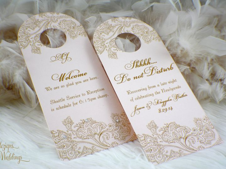 Tmx 1441770273757 Img0744 Copy Toms River, NJ wedding invitation