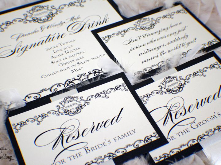 Tmx 1441770692272 Img8418 Copy Toms River, NJ wedding invitation