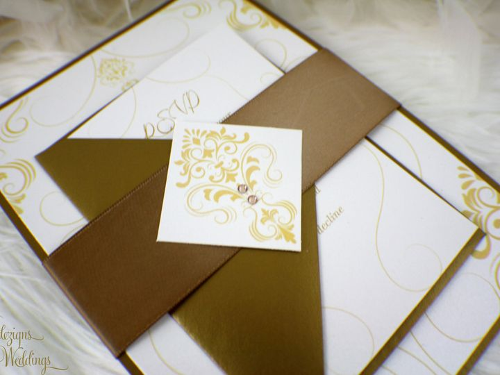 Tmx 1441771068346 Img1125 Copy Toms River, NJ wedding invitation