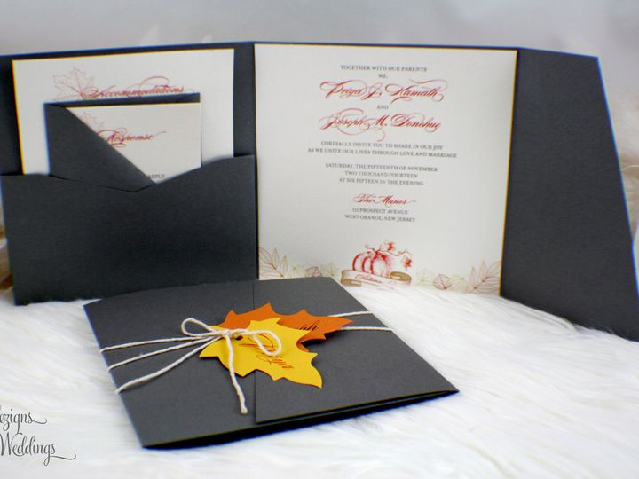 Tmx 1441771143715 Img0684 Copy Toms River, NJ wedding invitation