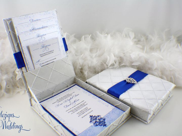 Tmx 1441771226488 Img0115 Copy Toms River, NJ wedding invitation