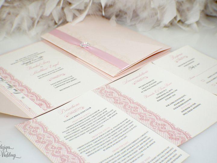 Tmx 1441772255392 Img9435 Copy Toms River, NJ wedding invitation