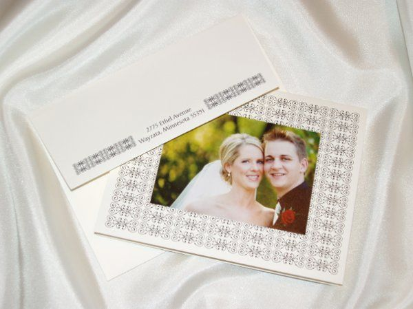 Wedding invitations through to thank you notes and everything in-between. If consistency is...