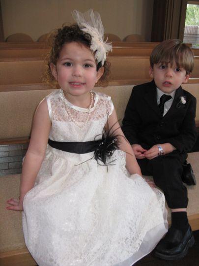 Wedding Ceremony - Marty Leonard Community Chapel - Fort Worth, Texas