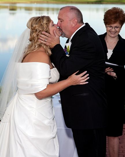 The best part of the ceremony