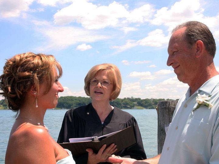 Tmx 1363700978421 Donnapreformingceremony Macomb, Michigan wedding officiant