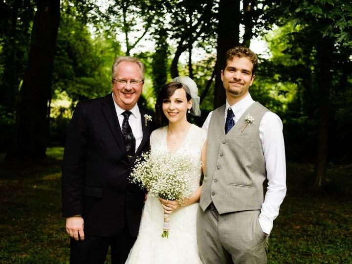 Tmx 1516394273 18734d61513a9121 1516394272 34f3b84c99a741a5 1516394269899 3 983709 10204117822 Chapel Hill, NC wedding officiant