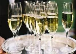 Passed champagne