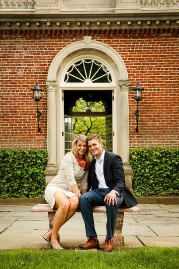 dumbarton oaks engagement session 31 of 36