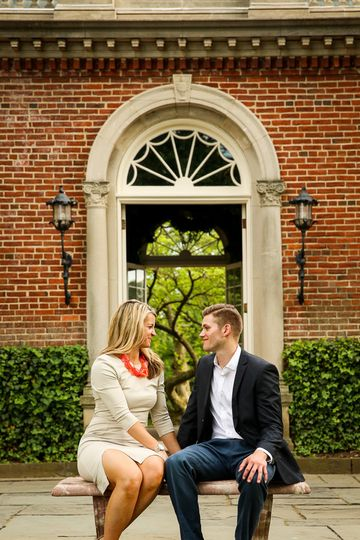 dumbarton oaks engagement session 32 of 36