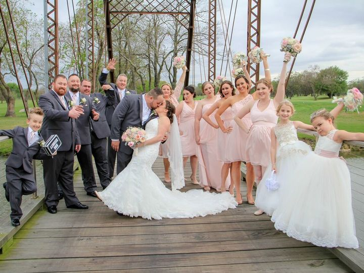 Tmx 1500312198128 Bridal Party Bridge 2 Deer Park wedding venue