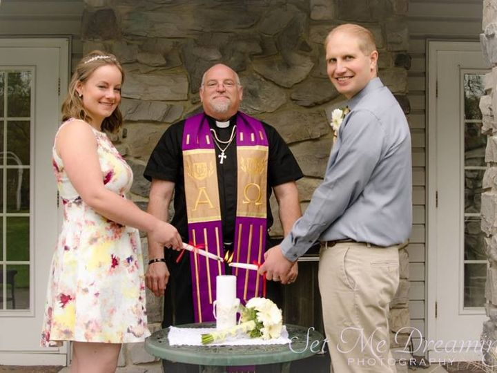 Tmx 1508453558497 196427843264893678048335818375925563664984n Mechanicsburg, Pennsylvania wedding officiant