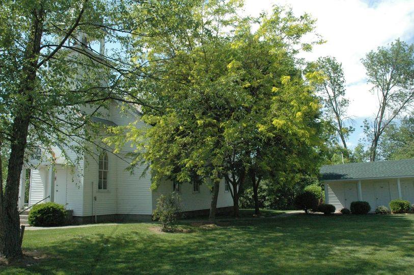 Macklin chapel