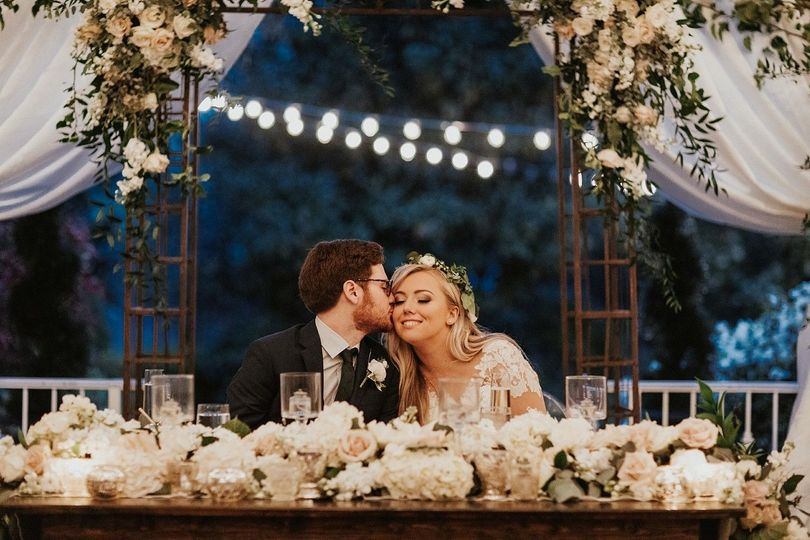 The most romantic garden wedding venue in nashville