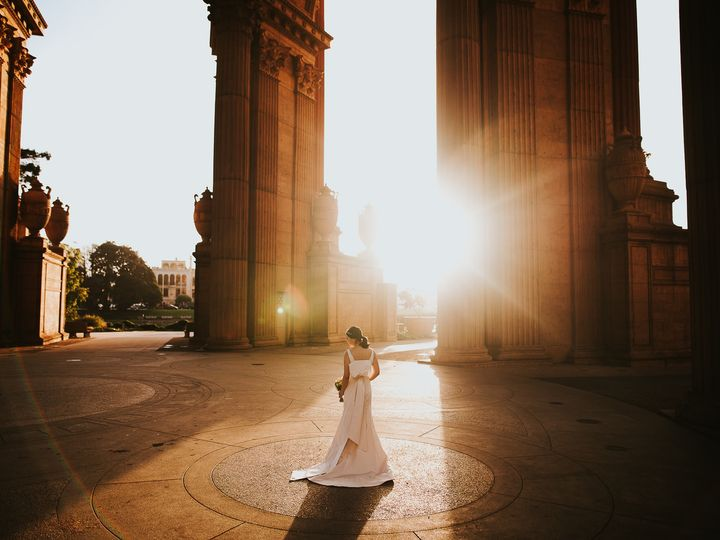 Tmx 0096 Palace Of Fine Arts San Francisco Elopement 51 650878 1564536493 Ellicott City, Maryland wedding photography