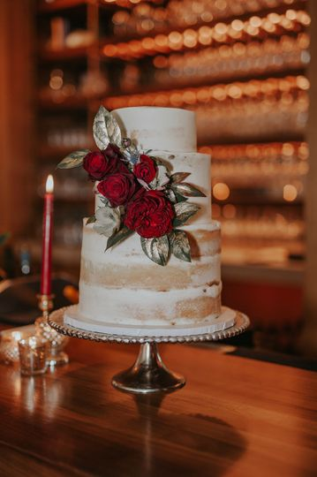 Cake cutting available
