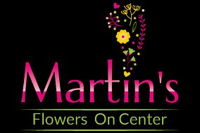 Martin's Flowers on Center